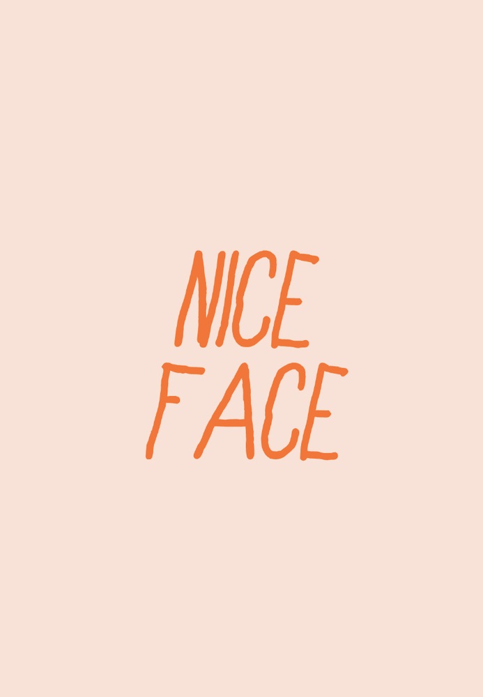 Image of nice face