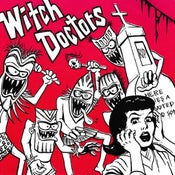 "Image of 7"" The Witch Doctors : Goin To A Graveyard"