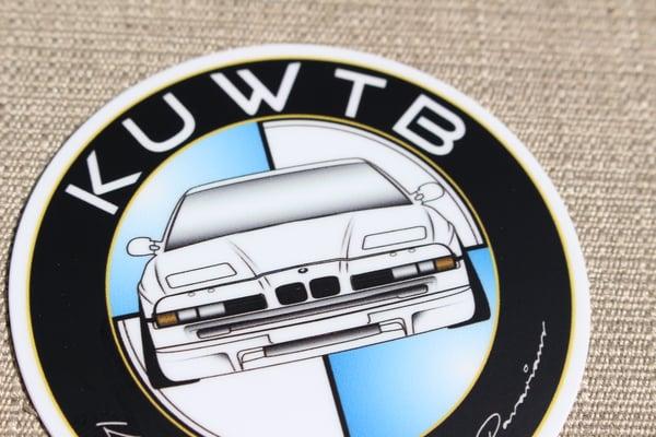 Image of KUWTB Roundel E31