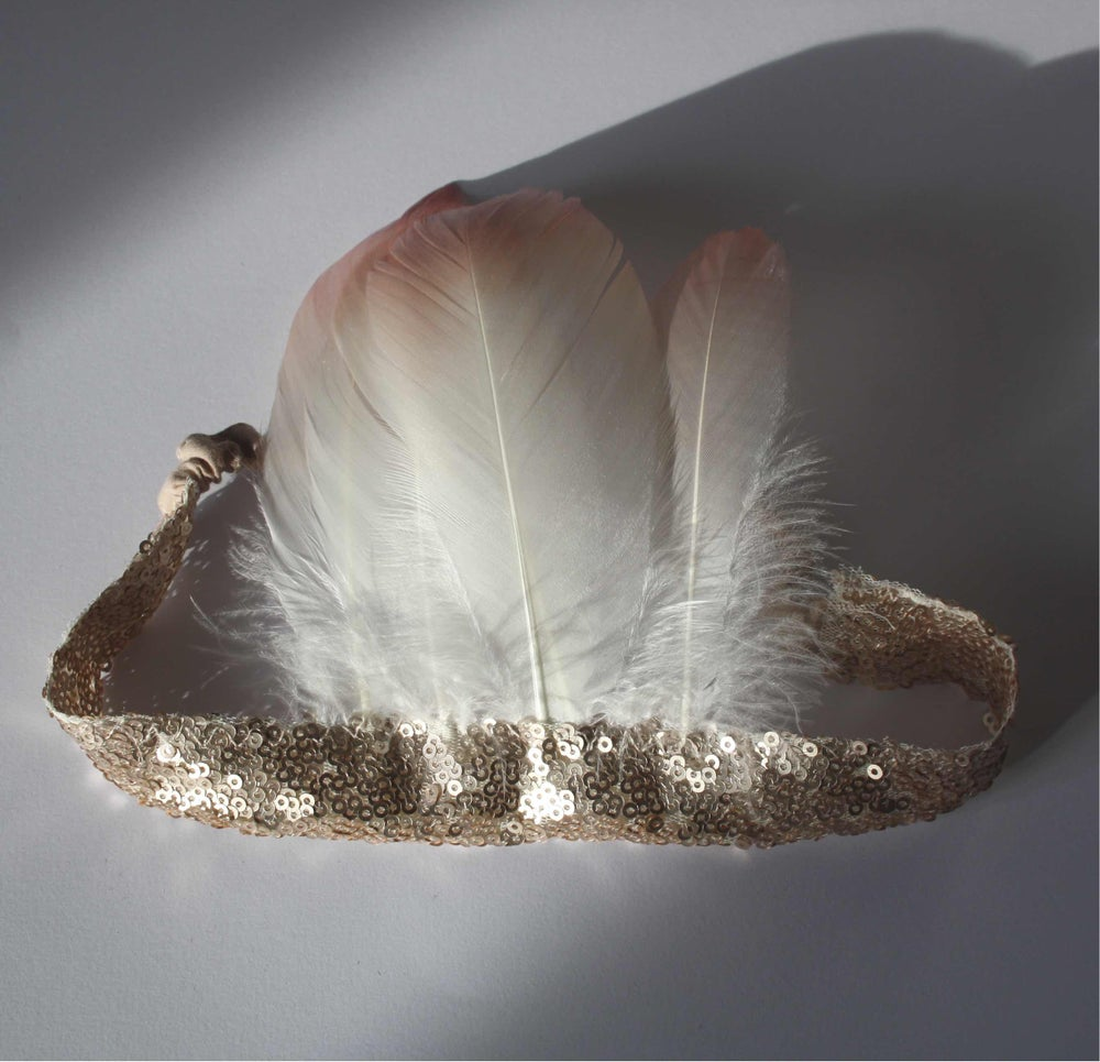 Image of Feather headband