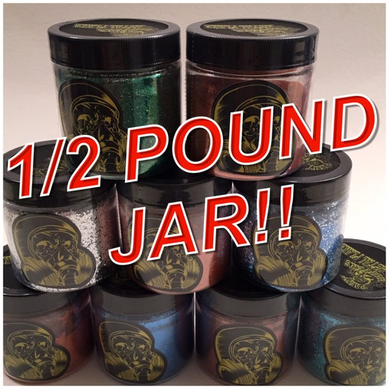 Image of 1/2 POUND BIG JAR