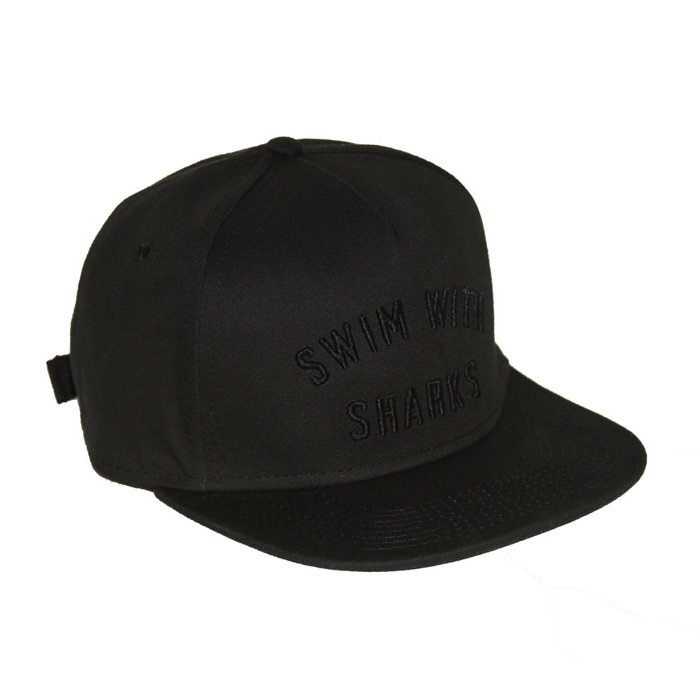 Image of Varsity 2.0 All Black Hat