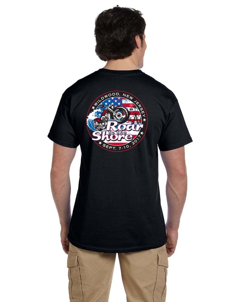 Image of 2017 Men's Black T-Shirt