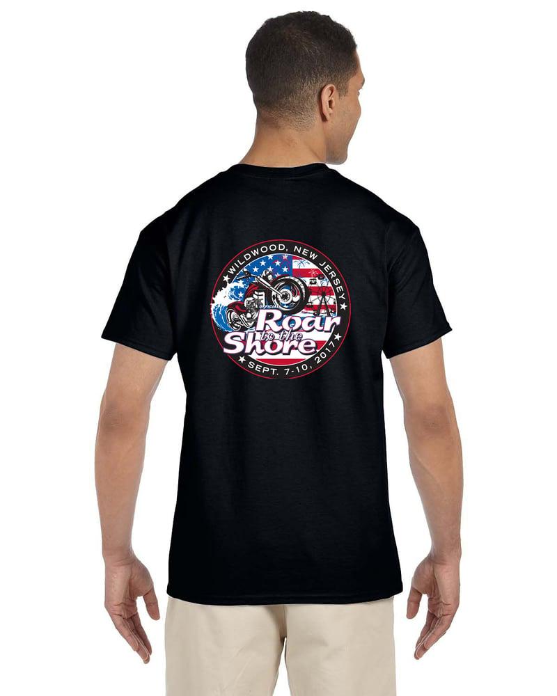 Image of 2017 Pocket T-Shirt - Black