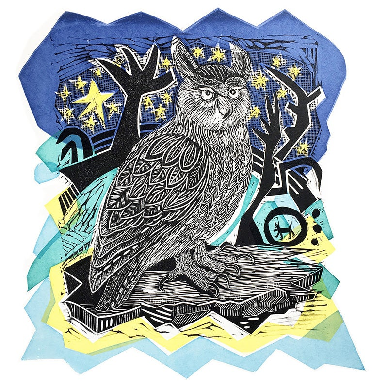 Image of Eagle Owl