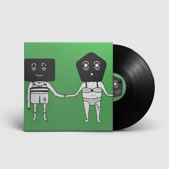 "Image of Mitú - Cosmus - Limited Edition Double 12"" Vinyl"