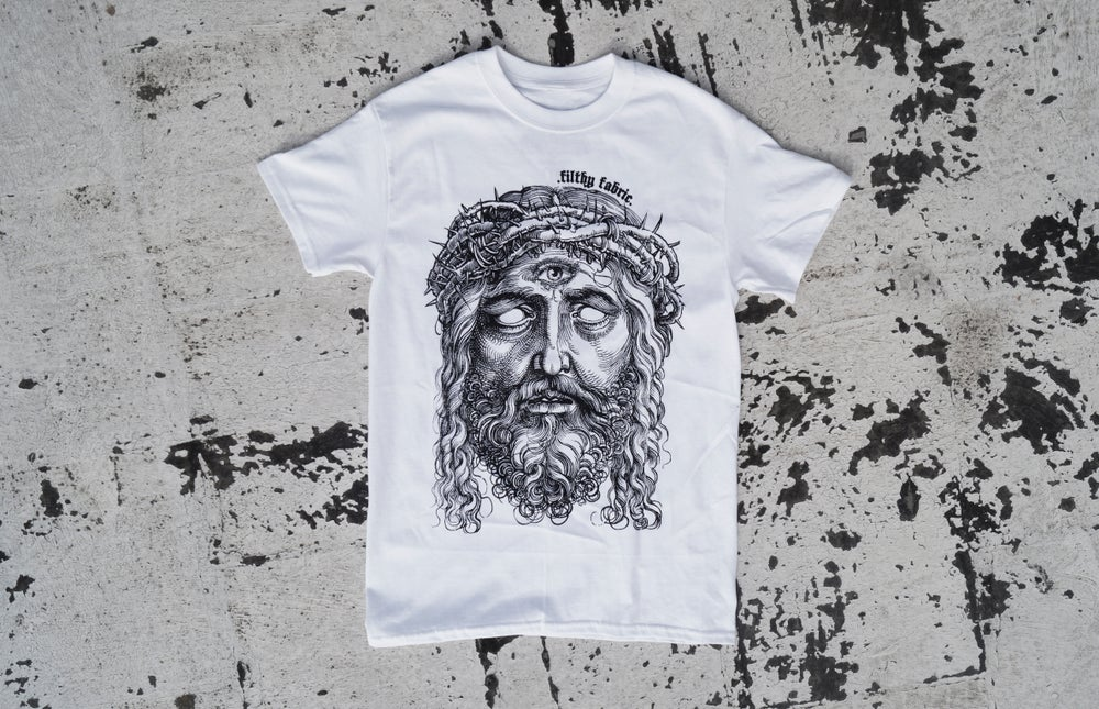 "Image of ""3rd Eye Blind"" White T-Shirt"