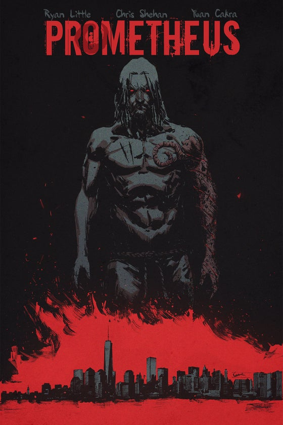 Image of Prometheus #1 & #2 (Double Issue)
