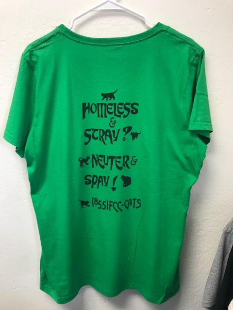Image of Kelly Green FCC T-Shirt