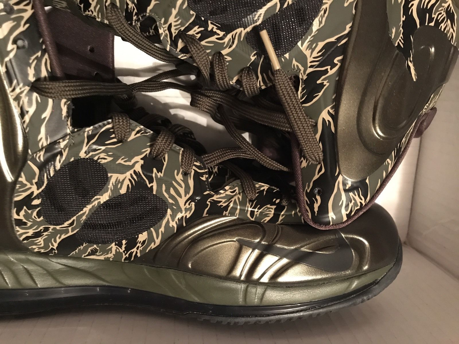 "Image of Nike Hyperposite ""Tiger Camo"" - Size 13 - New"