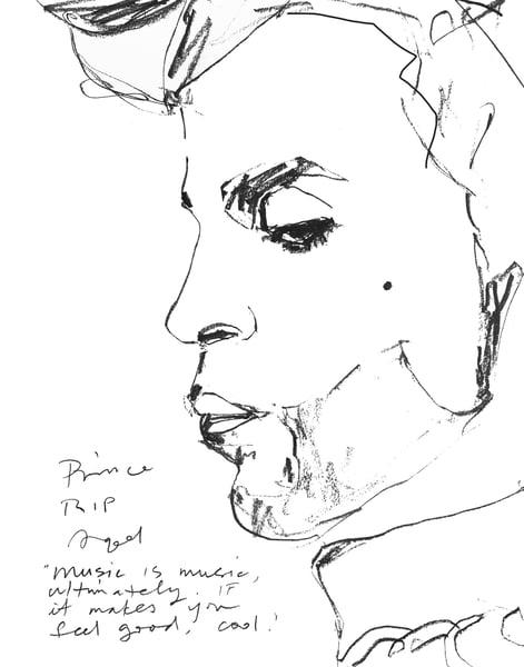 Image of Prince RIP