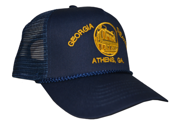 Image of GATH - Classic Trucker Hat - Navy
