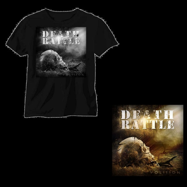 Image of Death Rattle - Volition Cover art Bundle