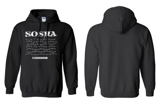 Image of OFFICIAL - SOSRA - PULLOVER HOODIE