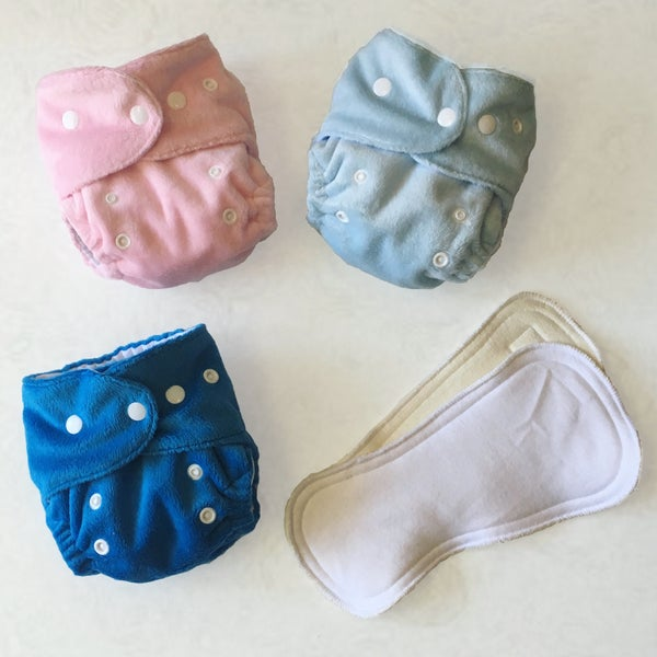 Image of Newborn Nappies
