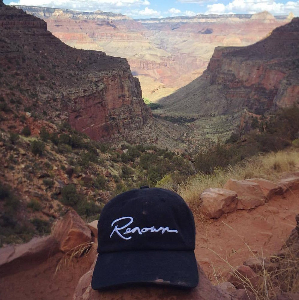 Image of Renown Official Hat (Black)