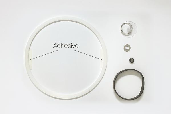 Image of Platter upgrade kit for PT01 Scratch