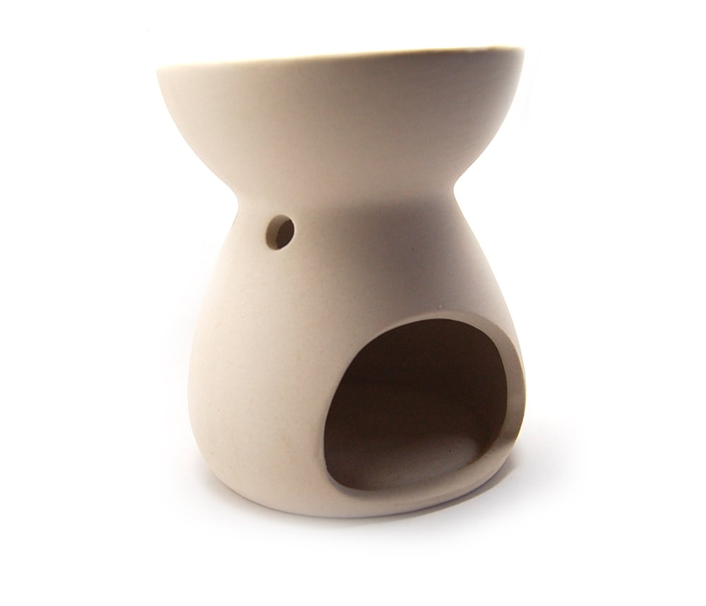 Image of Ceramic Yin Yang Oil Burner