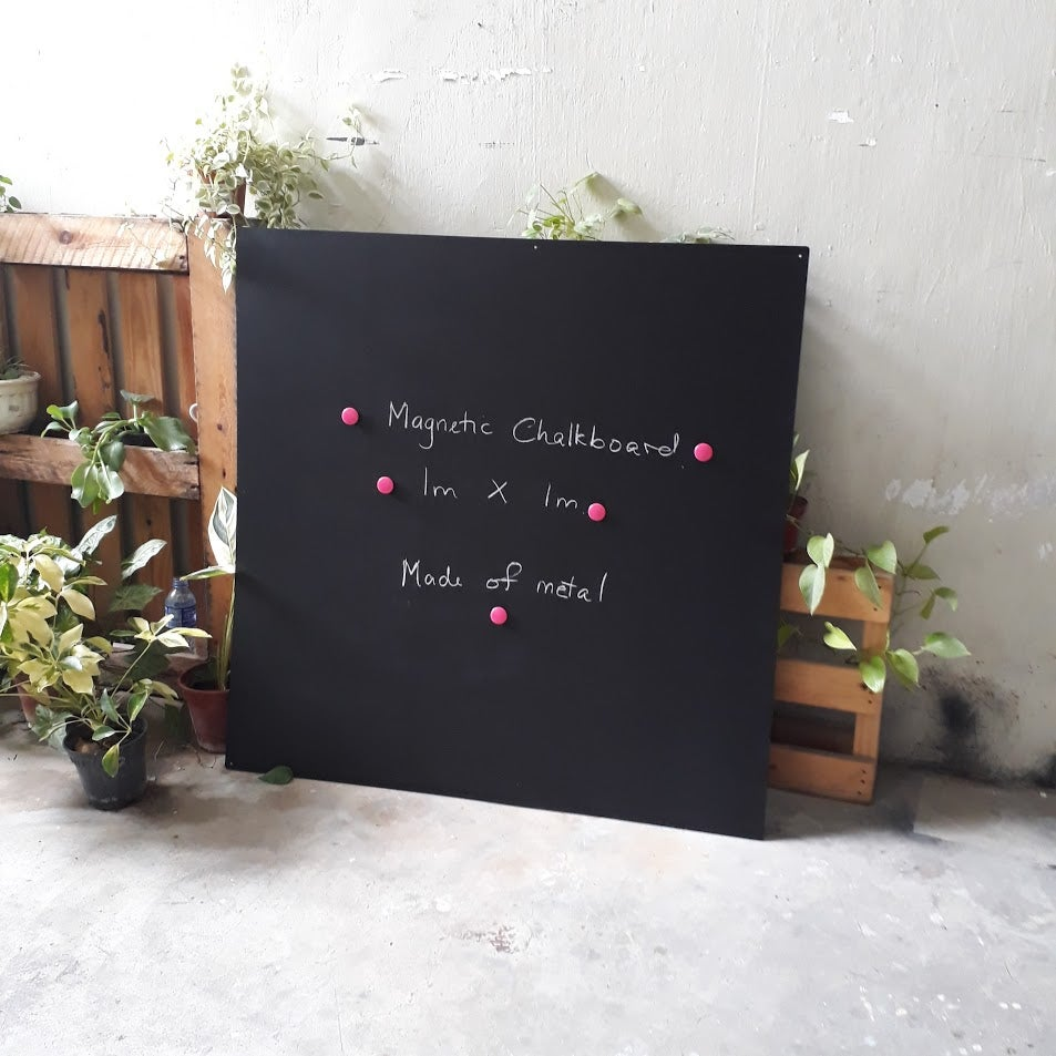 Image of Square Magnetic Chalkboard