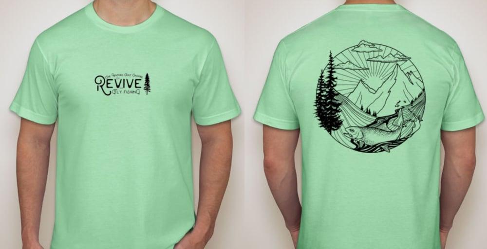 Image of Farewell Shirt Green