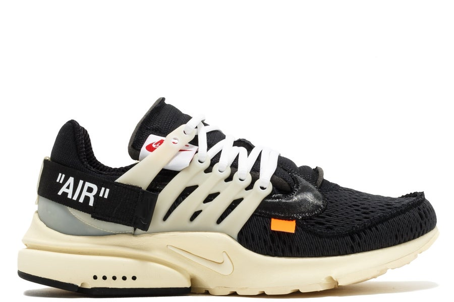 Image of The Ten: Nike Air Presto x OFF-WHITE