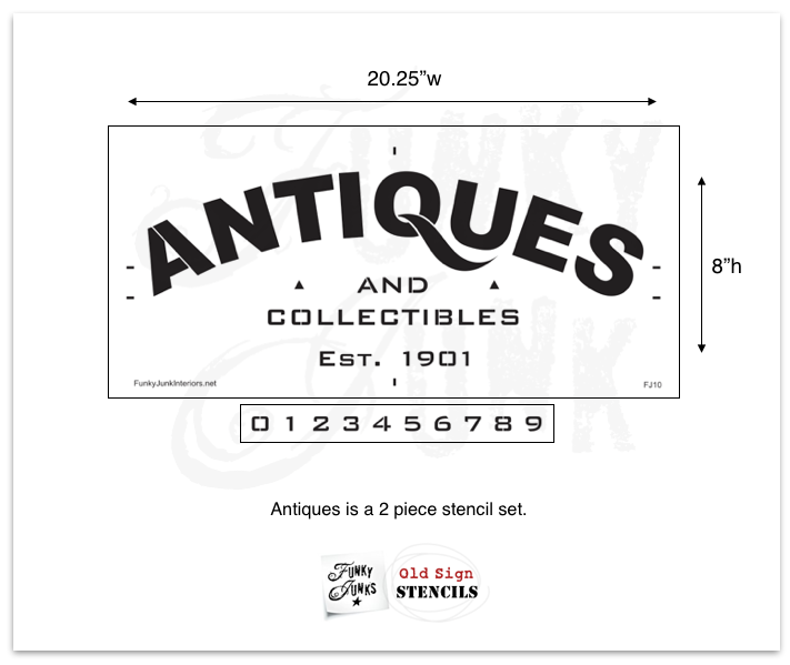 Image of ANTIQUES