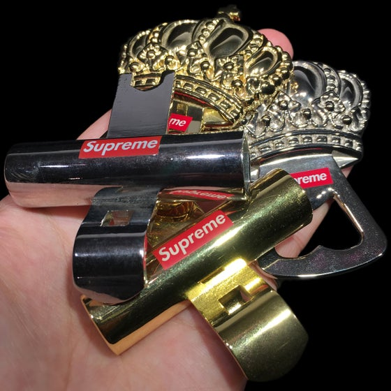 Image of 2013 Skate Tool & Crown Bottle Opener