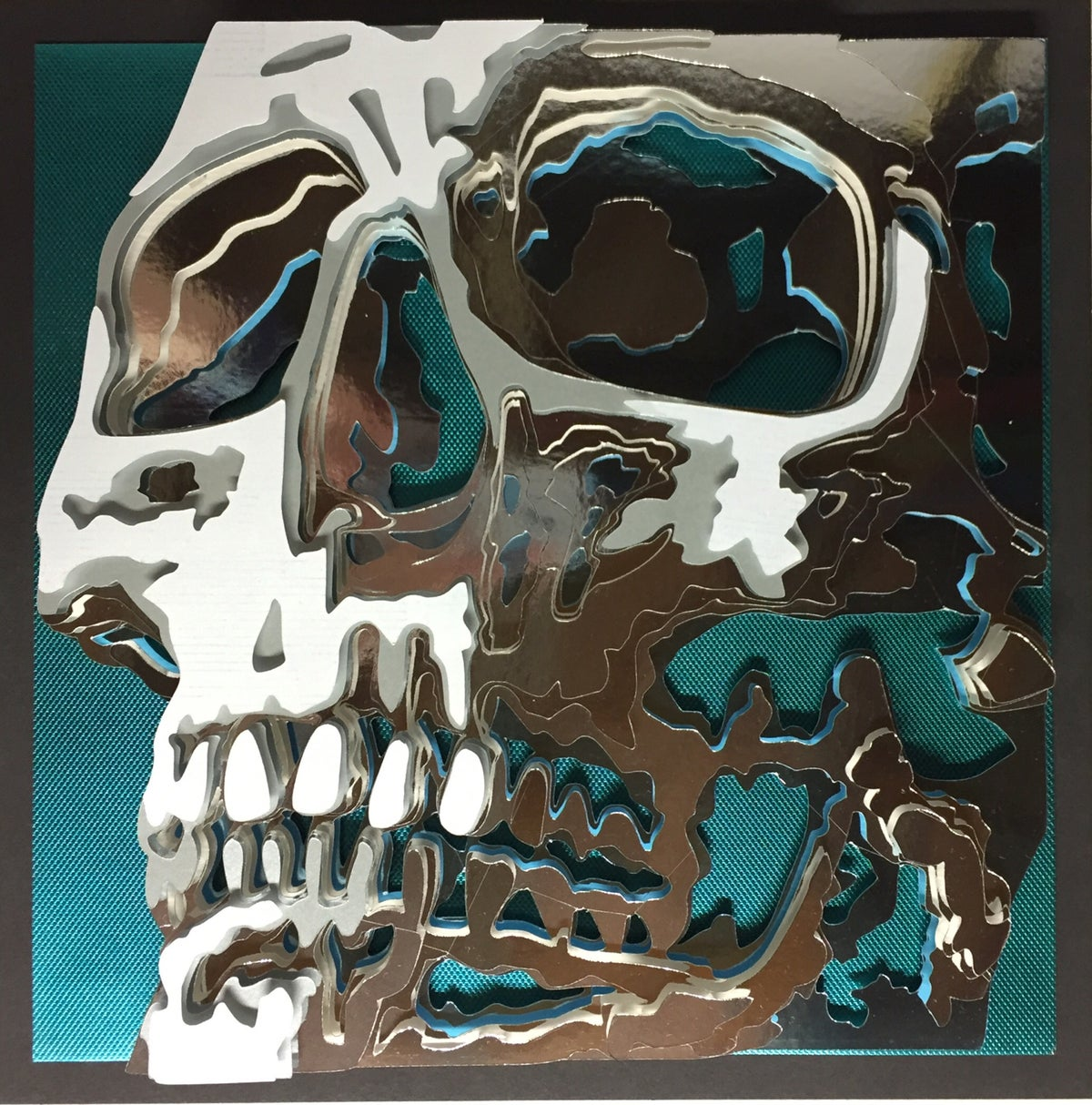 Image of Chrome Skull 2