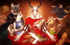 The Arcana ✦ The Final Feast (PRINT)