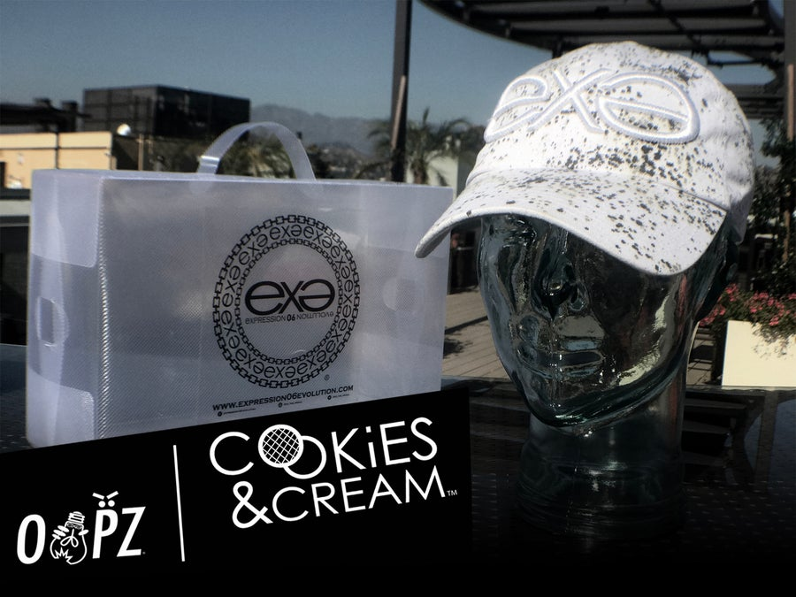 Image of EXPRESSION 06 EVOLUTION - OOPZ Thinking Cap - Cookies & Cream