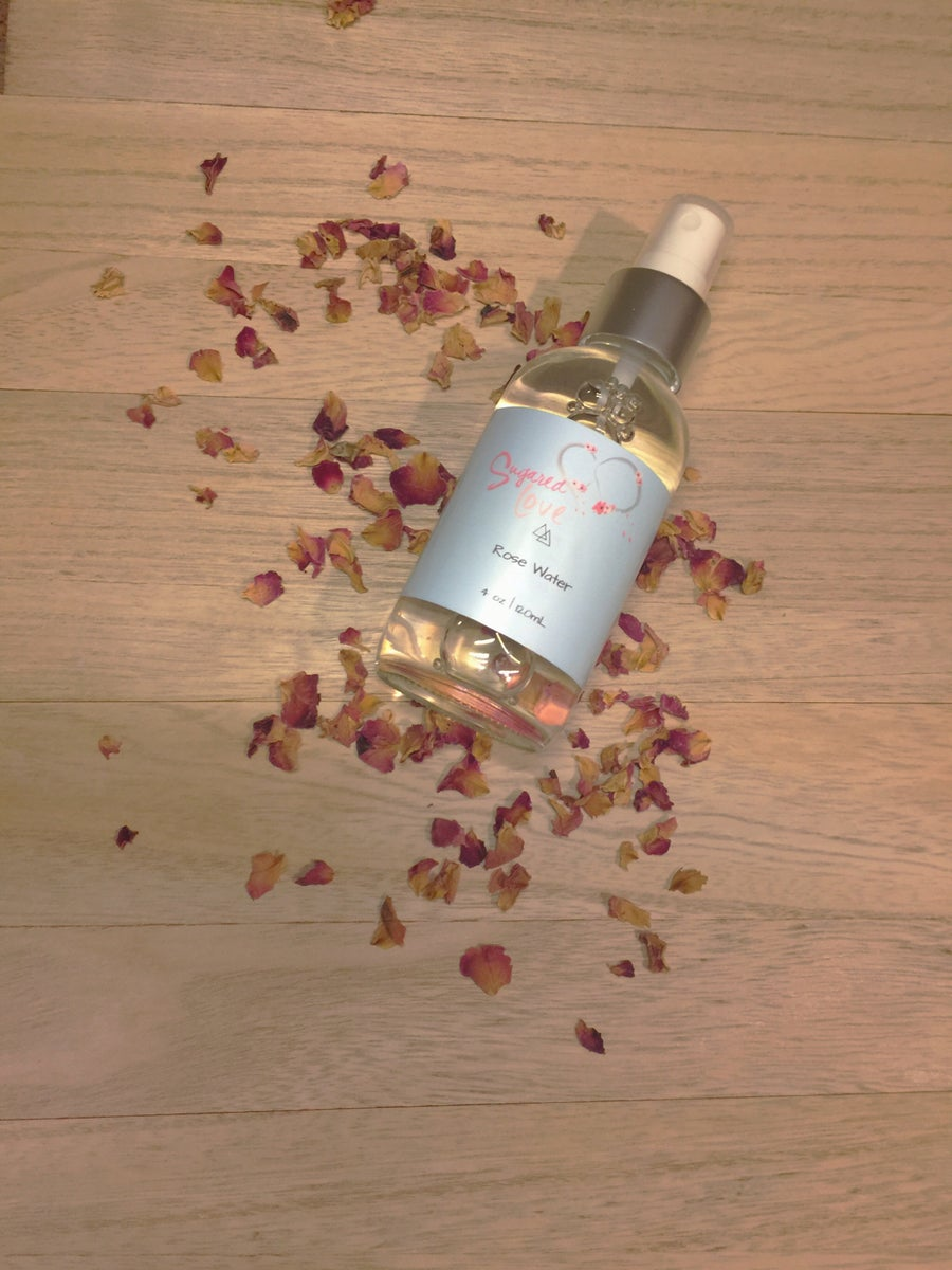 Image of Rose Water Hydrating Mist