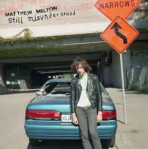 "Image of MATTHEW MELTON ""STILL MISUNDERSTOOD"" LP REPRESS"
