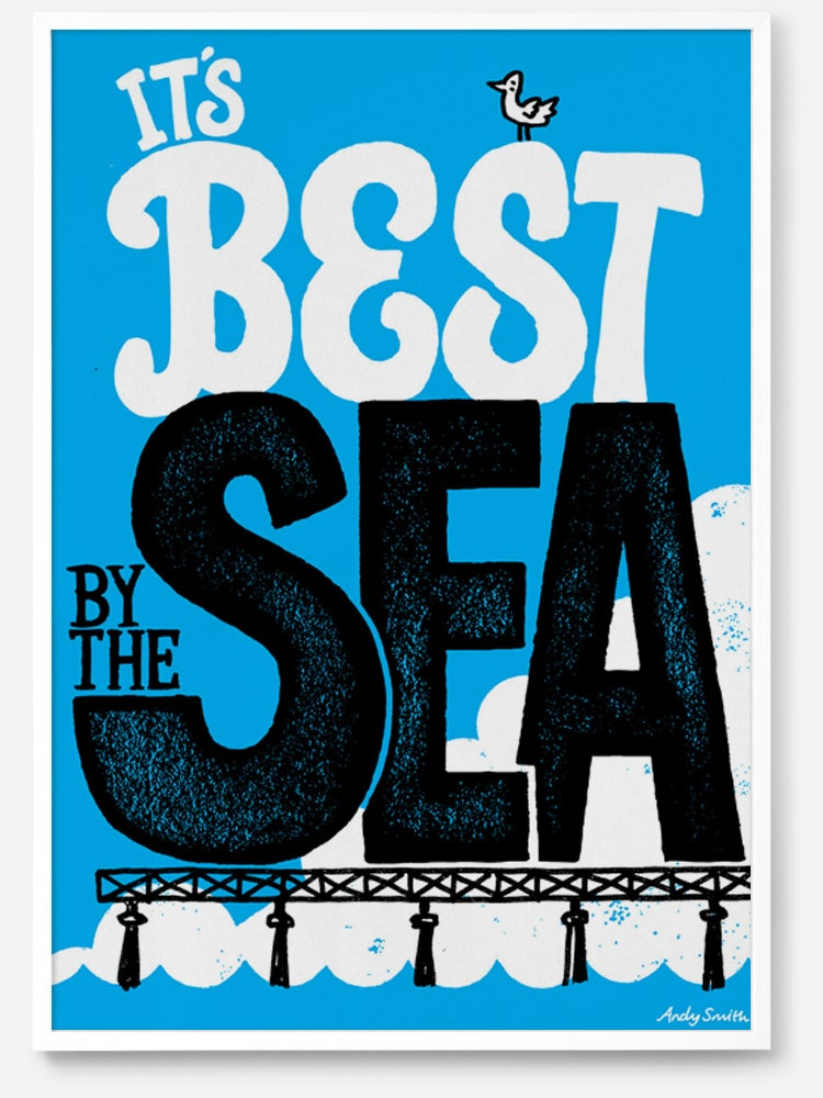 Image of It's Best By The Sea by Andy Smith