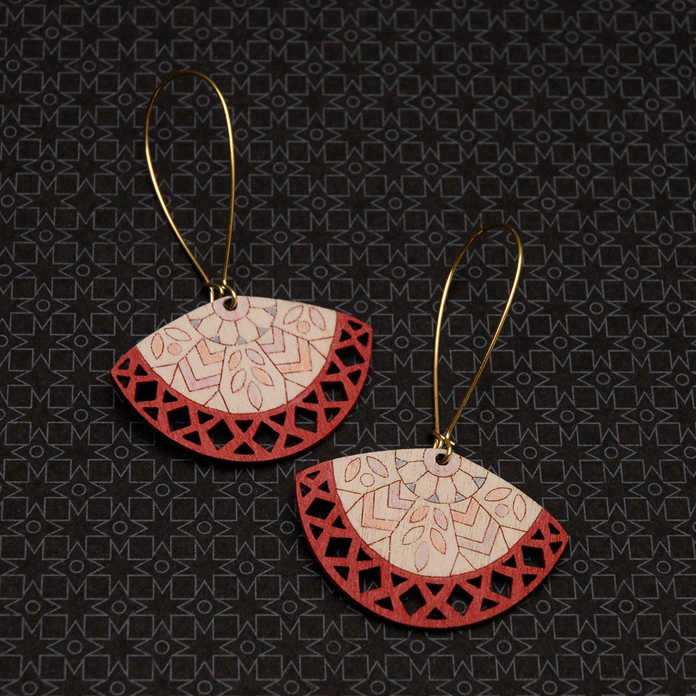 "Image of ""BRYSSA"" EARRINGS"