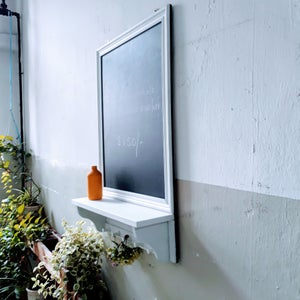 Country Chalkboard (white)