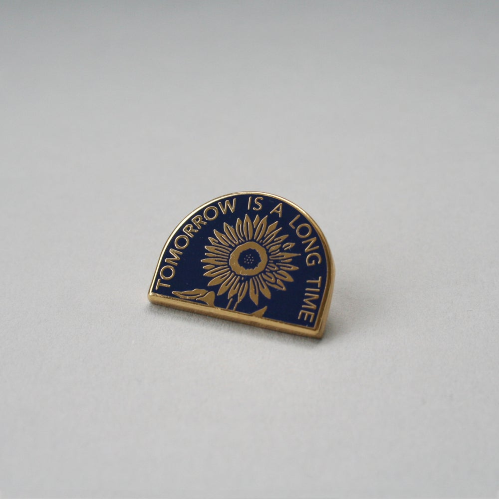Image of 'Tomorrow' Pin