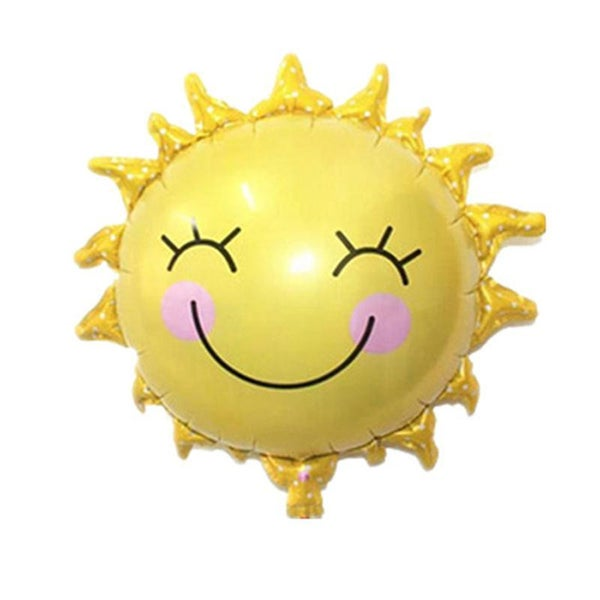 Image of {Sunshiney} Mylar Balloon