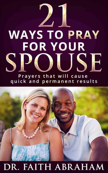 Image of 21 ways to pray for your spouse