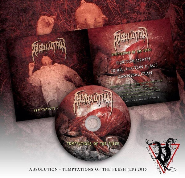 Image of Temptations Of The Flesh EP