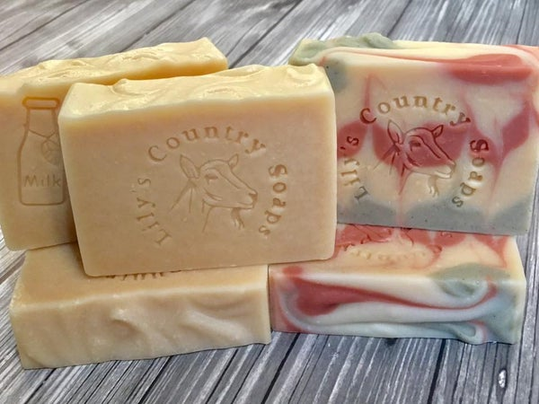 Image of Pure & Simple Goat Milk Soap