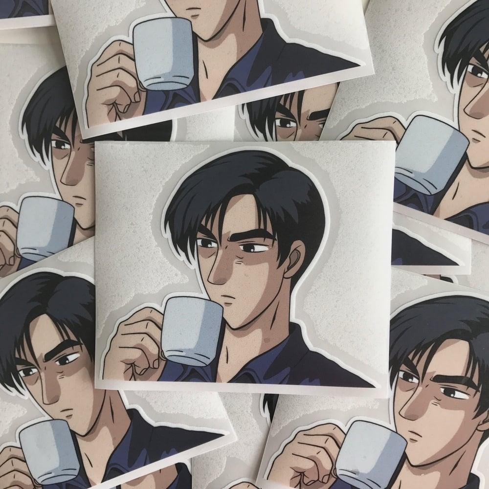 Image of Ryosuke Takahashi sticker