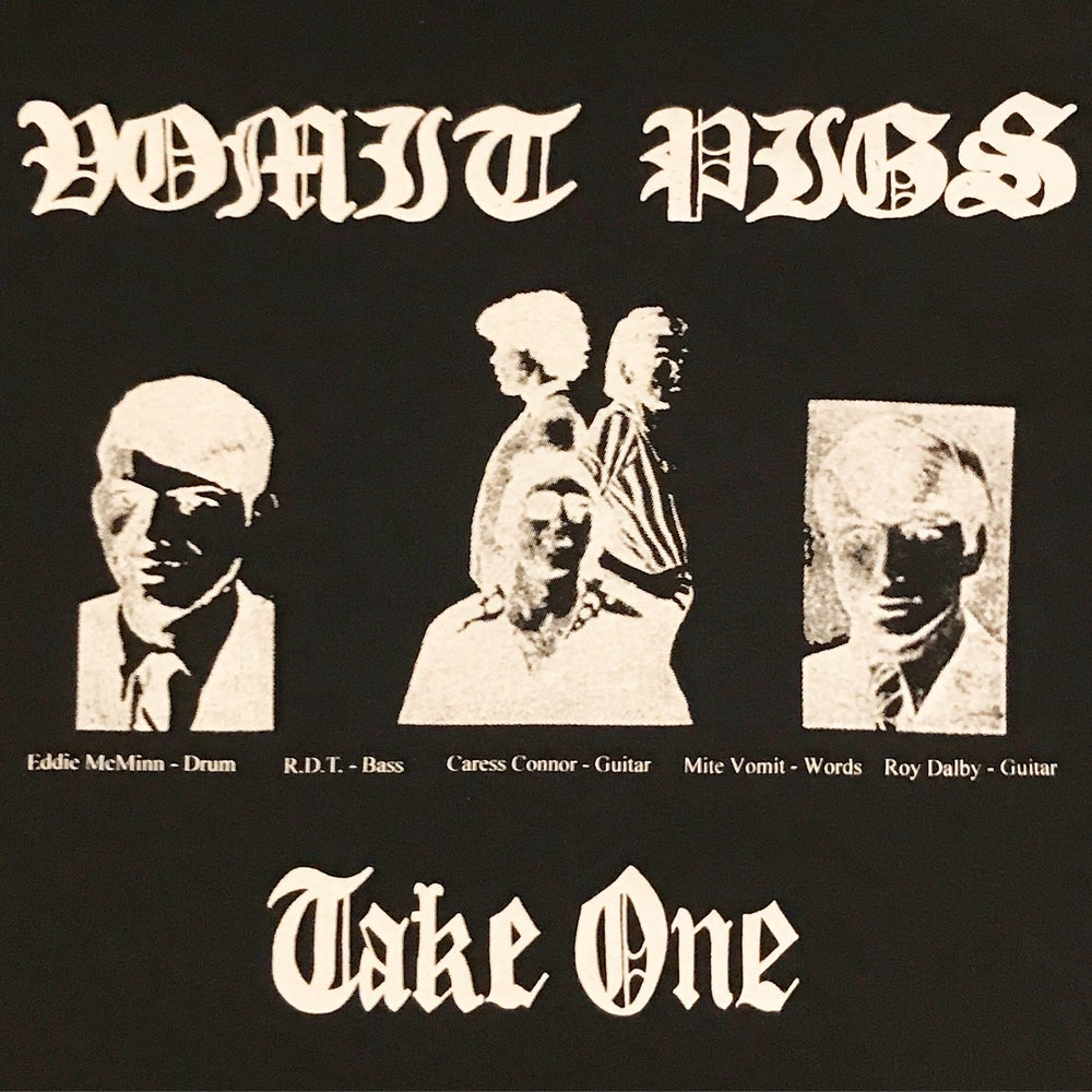 "Image of Vomit Pigs ""Take One"" Tee"