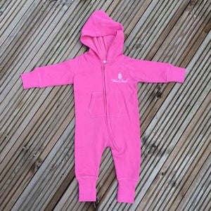 Image of PINK TODDLER ALL IN ONE