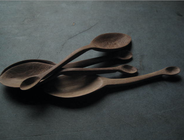 """Image of DOUBLE ENDED SPOON 6.25"""" (16 CMS)"""