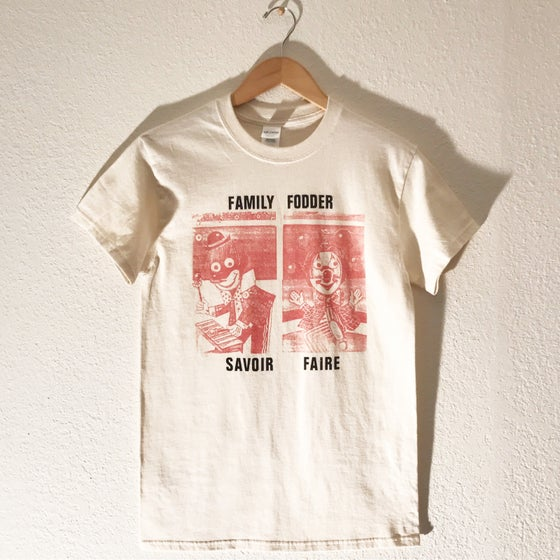 "Image of Family Fodder ""Savoir Faire"" Tee"