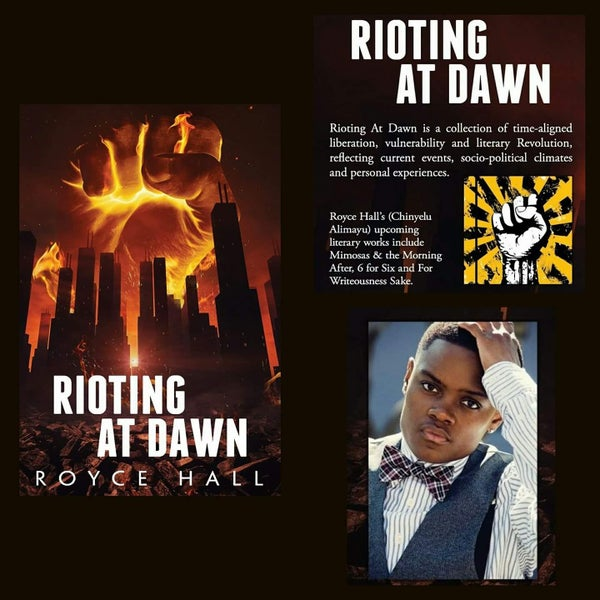 Image of Rioting At Dawn (Signed copies)