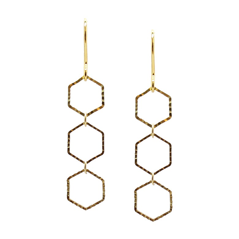 Image of GEO Earrings