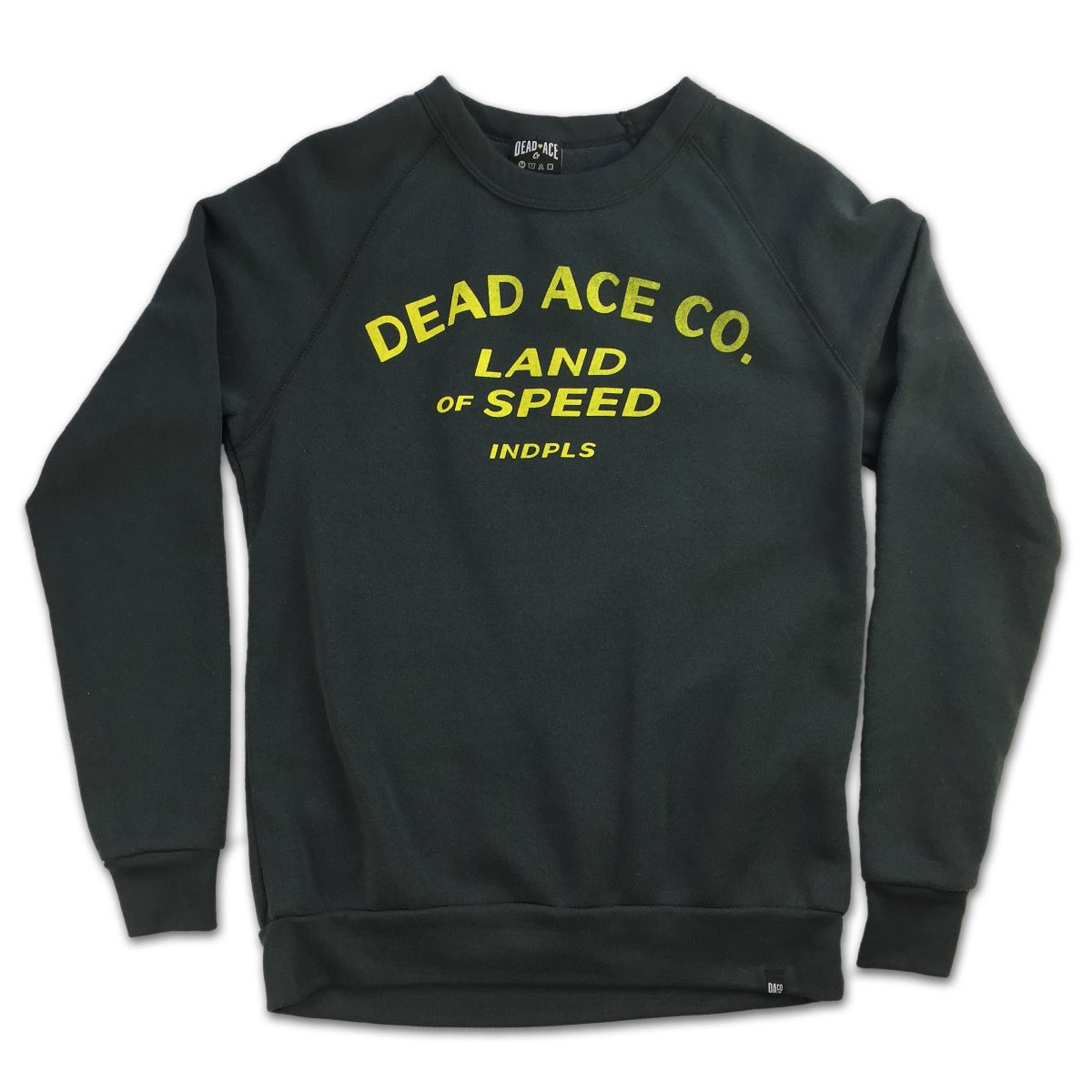 Image of Land of Speed Crew Sweatshirt