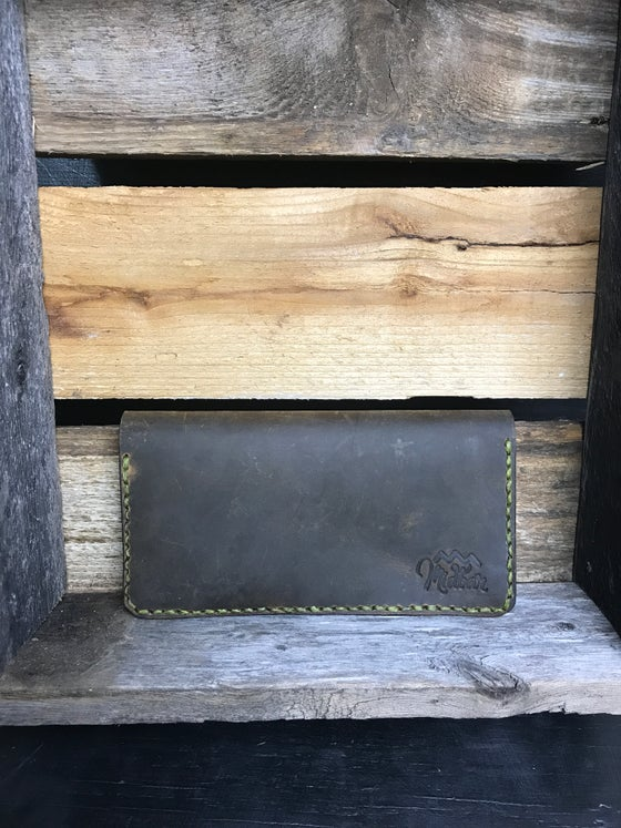Image of Checkbook Wallet