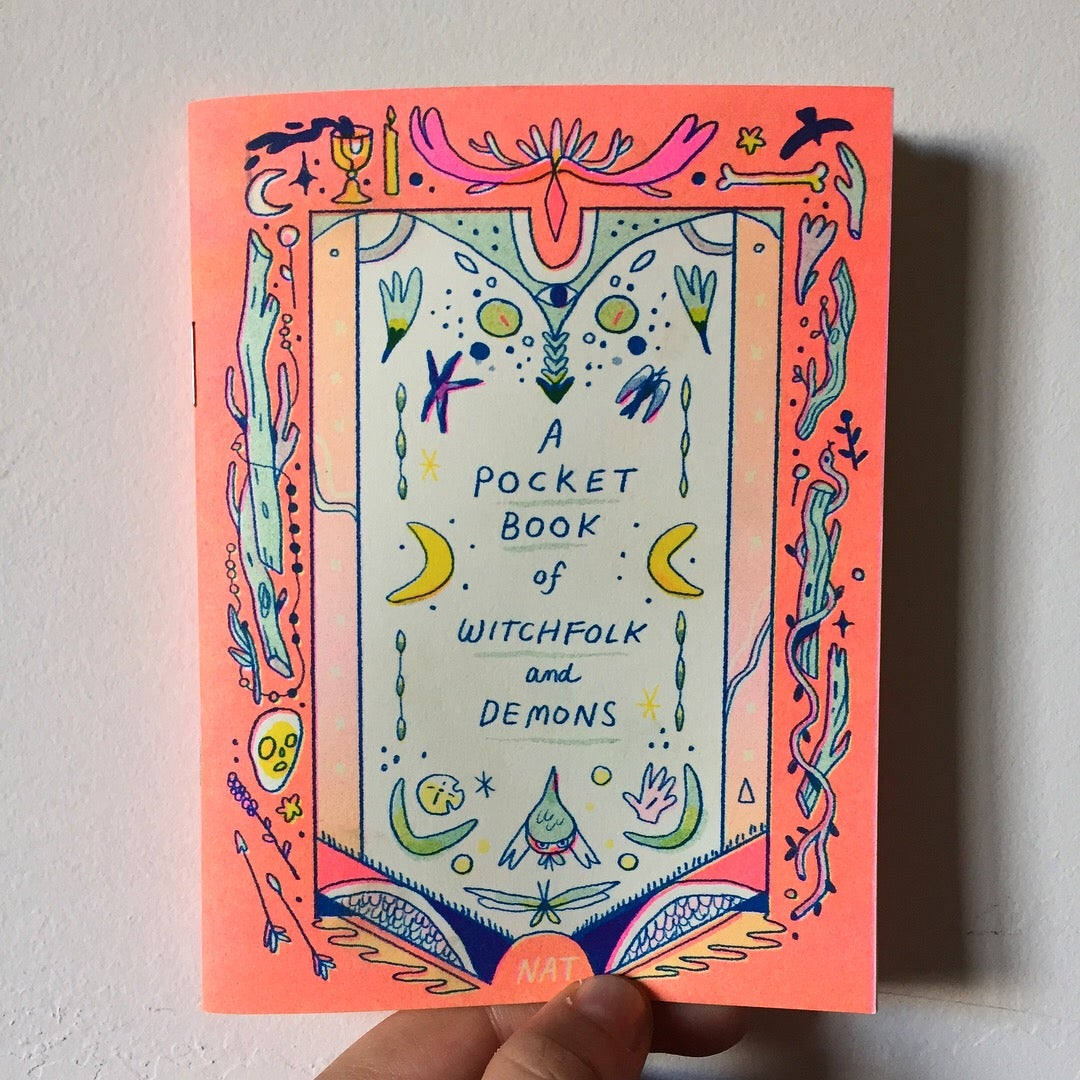 A Pocket Book of Witchfolk and Demons